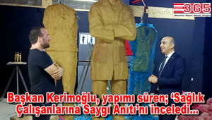 Bakırköy'de sağlık emekçileri için anıt yapılıyor