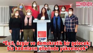 CHP Bahçelievler İlçe Kadın Kolu Başkanlığı'ndan '25 Kasım' açıklaması…
