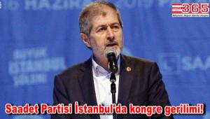 Saadet Partisi İl Başkanı Abdullah Sevim'den Genel Merkeze rest...