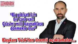 Yeniden Refah Partisi Bahçelievler İlçe Başkanı Metin Türk'ten yazılı açıklama…