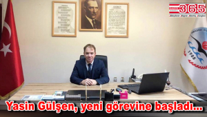 Yasin Gülşen, Amasra İlçe Milli Eğitim Müdürlüğü görevine atandı