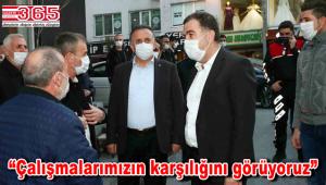 Bağcılar dinamik denetimlerde İstanbul 1.'si oldu
