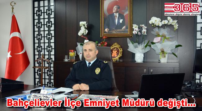 Bahçelievler İlçe Emniyet Müdürlüğü görevine Erdem Torlak atandı