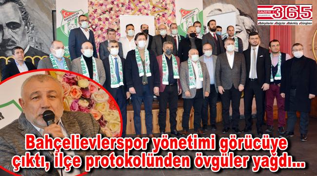 """Bahçelievlerspor Başkanı Dilaver: """"Başaramazsam görevi bırakırım!"""""""
