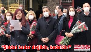 CHP Bağcılar İlçe Kadın Kolu Başkanlığı'ndan '8 Mart' açıklaması…