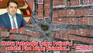 Hasan Fettahoğlu'ndan 'Kentsel Dönüşüm' çıkışı: Bahçelievler için