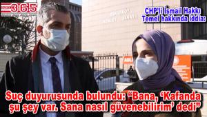 Sağlık çalışanı kadından Bahçelievler Belediyesi'nin CHP'li meclis üyesine suç duyurusu…