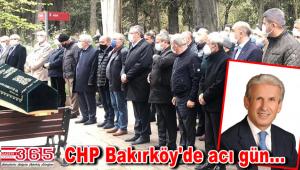 CHP Bakırköy eski İlçe Başkanı Selçuk Biber vefat etti