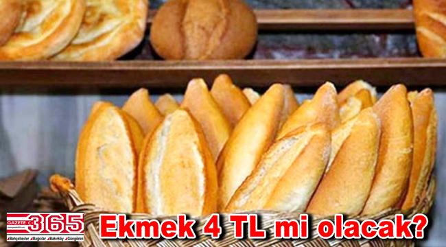 Başkan Dinçer'den; 'Ekmek 4 TL mi olacak?' sorusuna cevap…
