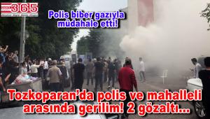 Güngören'de 'Kentsel Dönüşüm' gerilimi! 2 kişi gözaltına alındı