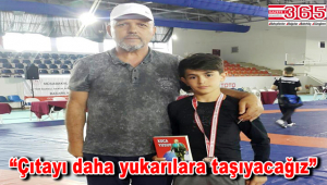 Serbest Güreş Şampiyonası'nda Bağcılar'a madalya…