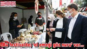 Bahçelievler'de 'Kadın El Emeği Festivali' başladı