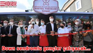 Bahçelievler'in en Sempatik Kafe'si açıldı