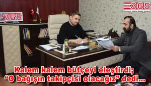 CHP'li Bektaş, Bahçelievler Belediyesi'ne 1 Milyon 25 Bin TL'lik o bağışı sordu