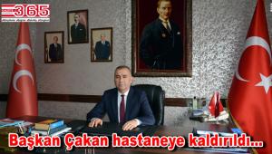 Osman Çakan da Covid-19'a yakalandı