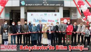 Yeni icatların adresi; İstanbul Bilim Şenliği