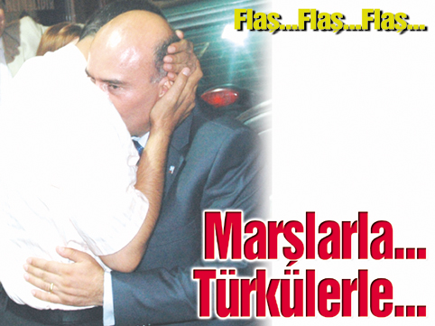 Yalçın Avcı, DSP Genel Merkez Parti Meclisine seçildi