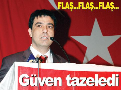 """Taştan, """"Ak Parti'nin destekçisi CHP"""""""