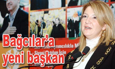 Ak Parti Bağcılar İlçe Kadın Kolları kongresini yaptı