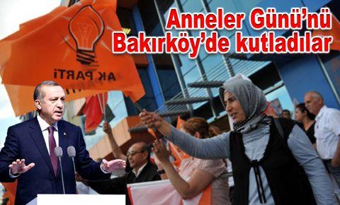 AK Kadınlar, Bakırköy'de buluştu…