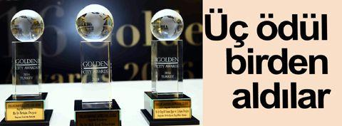 Bağcılar Belediyesi'ne 3 ödül