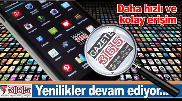 Bahçelievler, Bağcılar, Bakırköy ve Güngören bölgesinin tek etkili gazetesi