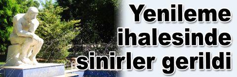 Bakırköy Hastanesi yenileme ihalesinde sinirler gerildi