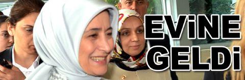 Davutoğlu seminer için Bahçelievler'e geldi