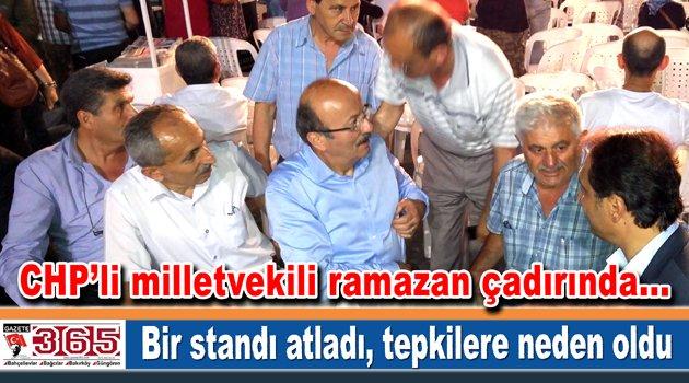 Gazeteci Mithat Sayar'dan CHP'lilere tepki…