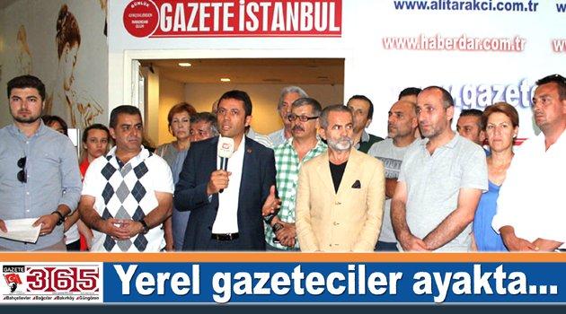 Gazetemistanbul'a yapılan saldırıya İYGAD ve YBBD'den kınama…