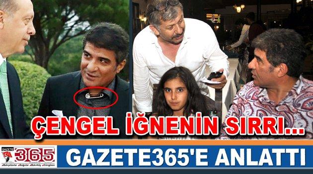 Magazin dünyasının dilindeki İbrahim Erkal, Gazete365'e konuştu