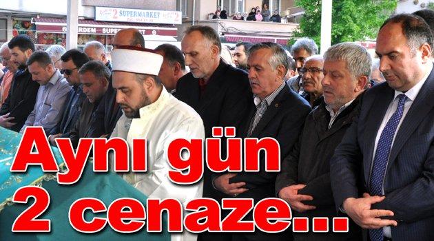 MHP'li eski başkanın babası vefat etti...