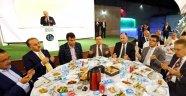Belediye Başkanı Lokman Çağırıcı ilçe protokolüne iftar verdi