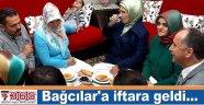 Emine Erdoğan'dan, Bağcılarlı aileye sürpriz iftar ziyareti