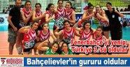 BBSK'nın kızları Türkiye üçüncüsü oldu
