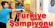 Bağcılar Barbaros Lisesi Türkiye Dart Şampiyonu oldu