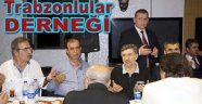 Bahçelievlerli Trabzonlular iftarda buluştu...