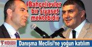 AK Parti Bahçelievler'in Danışma Meclisi'ne yoğun katılım…