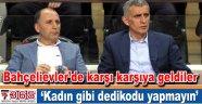 Hacıosmanoğlu'ndan Muharrem Usta'ya rest: Bizden hesap sormayan namerttir