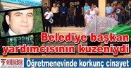 Milli Eğitim Müfettişi Bahçelievler Öğretmenevi'nde kurşun yağdırdı