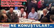Eski siyasetçiler yıllar sonra Bakırköy'de neden bir araya geldi?