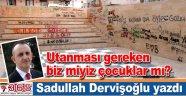 Sadullah Dervişoğlu Güngören'in sokaklarını kaleme aldı