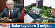 Bakırköy'e ikinci tıp merkezi, yaşlı bakım evi ve kreş yapılacak