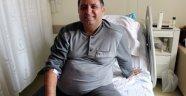 Basın Bürosu Şefi Vehbi Güleş, ameliyat oldu