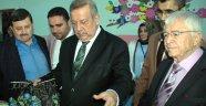 Kermesin açılışını Başkan Develioğlu yaptı...