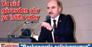 Hasan Kaptan'dan Kerimoğlu'na istifa çağrısı