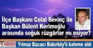 Yılmaz Bacacı Bakırköy'de olup biteni yazdı…