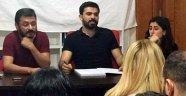 CHP'li gençler başkanlık sistemini tartıştı