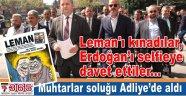 İstanbul Muhtarları Derneği'nden Leman Dergisi hakkında suç duyurusu…