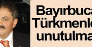 Kızılay Bahçelievler'den Türkmenlere yardım